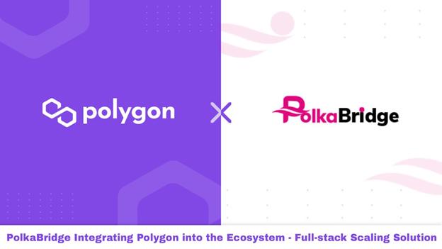 PolkaBridge se integra con Polygon Full Stack Scaling Solution – Aplique PBR en Polygon con tarifas más bajas y APY alto