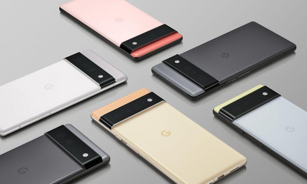 Google Pixel 6 podría ser presentado antes que el iPhone 13