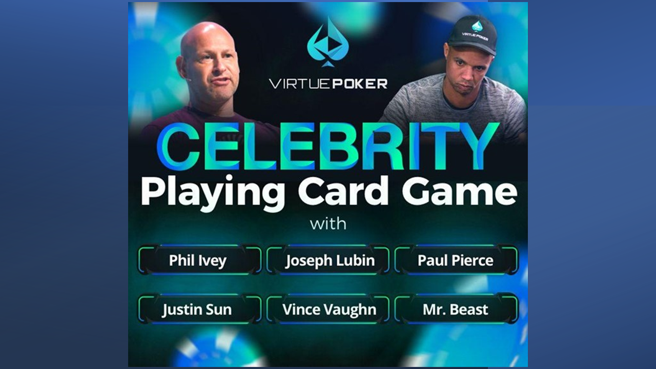 ConsenSys respaldó Virtue Poker y Binance NFT para lanzar «Mystery Box» para el torneo de celebridades el 23 de septiembre