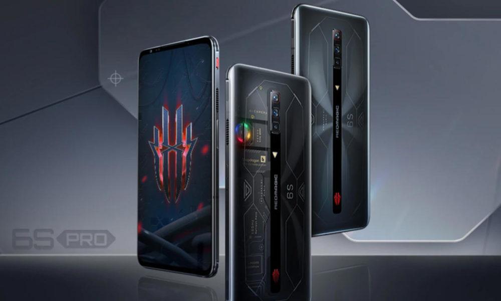 Nubia RedMagic 6S Pro, más nivel en móviles para juegos