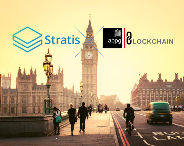 Stratis se une a 'APPG Blockchain' para ayudar a guiar la política de blockchain del Reino Unido