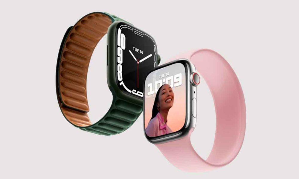 Apple Watch Series 7: cuestión de pantalla