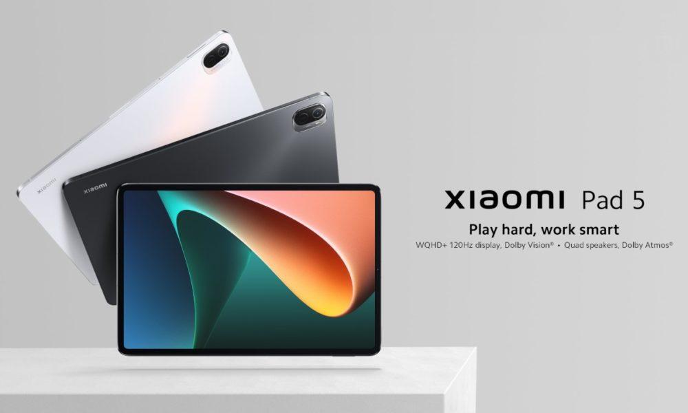 Xiaomi Pad 5, una tableta Android tras el rastro del iPad