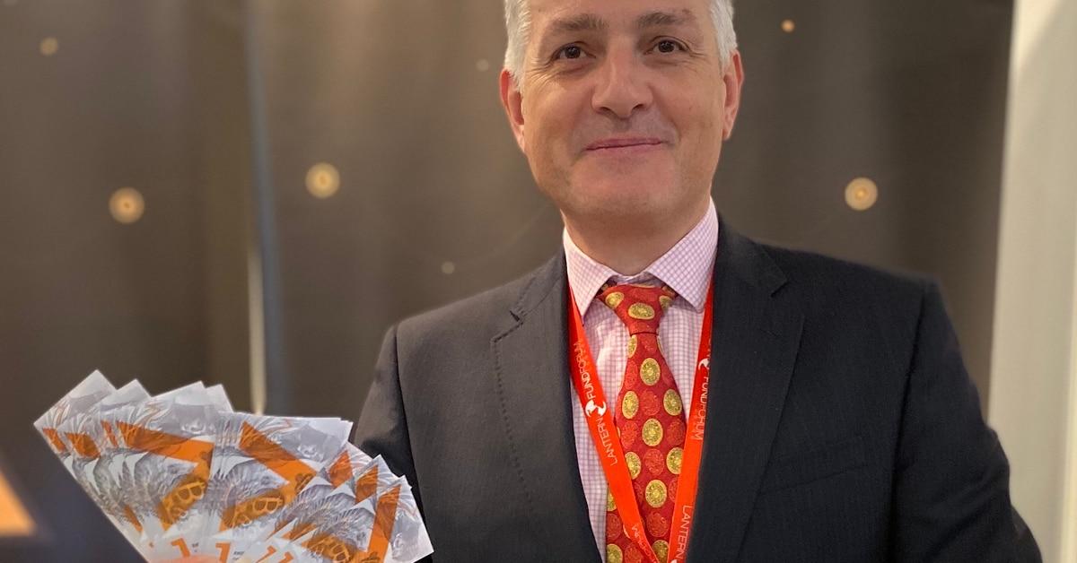 El director de 21Shares Crypto ETP, Laurent Kssis, se marcha