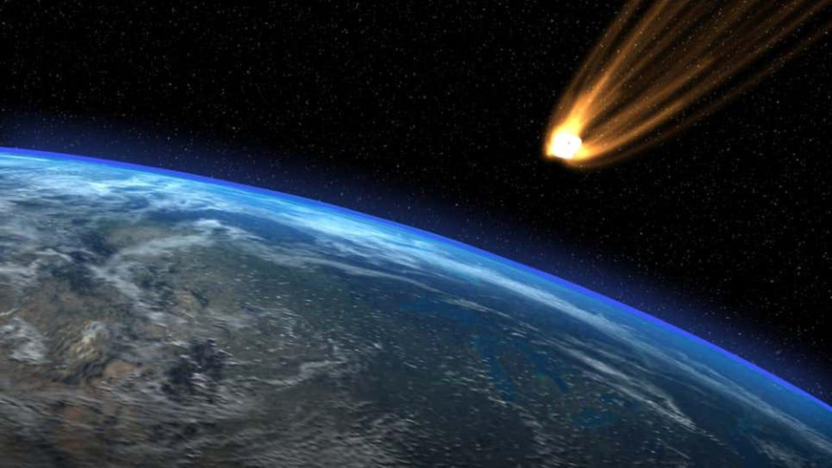 Esta ciudad bíblica fue destruida por un meteorito como Tunguska