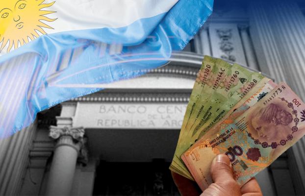 BCRA puede emitir 400 mil millones de pesos