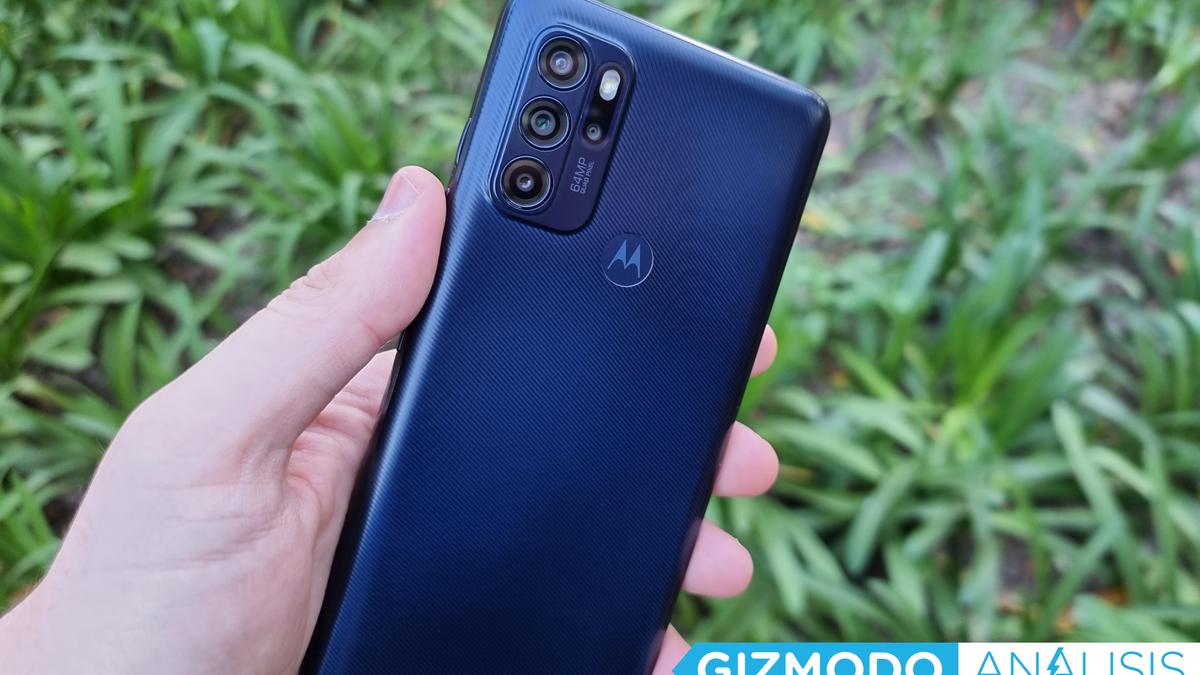 la carga más rápida en un teléfono Motorola