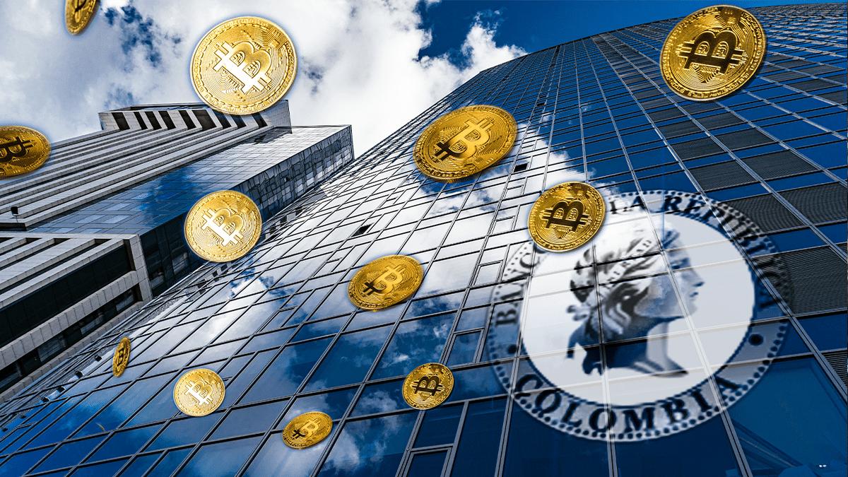 Gerente de Banco República de Colombia lanza guiño a bitcoin o ¿estudia una CBDC?