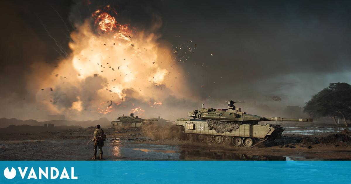 Battlefield 2042 detalla los requisitos mínimos y recomendados para su beta en PC
