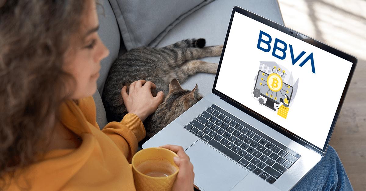 Cuenta digital del BBVA ofrece servicios con bitcoin en la Unión Europea y América Latina