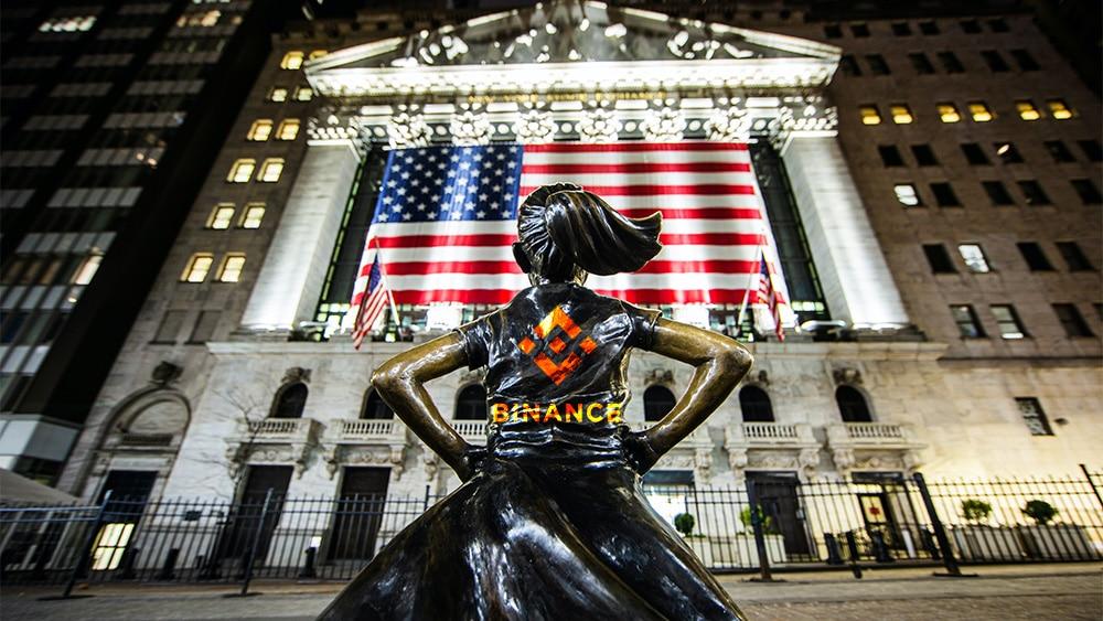 Binance.US se prepara para cotizar en Wall Street dentro de tres años