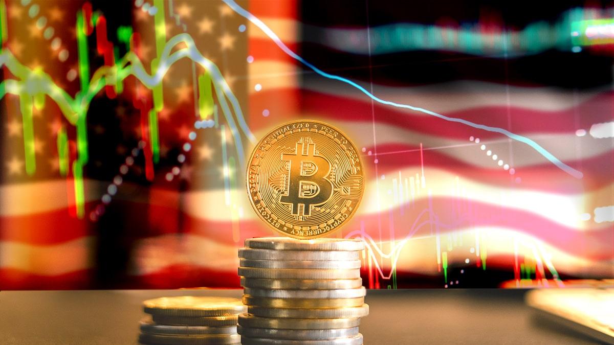 EE. UU. no puede pagar sus deudas y el único ganador sería bitcoin