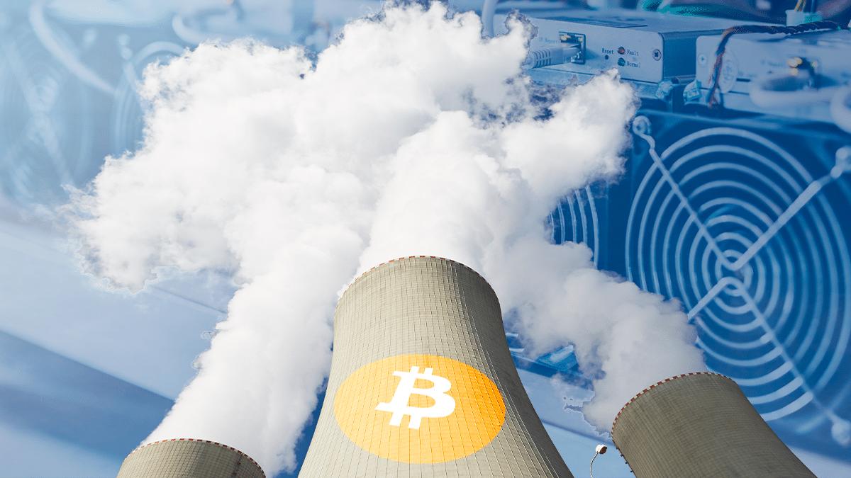 La energía nuclear está en el radar de los mineros de Bitcoin