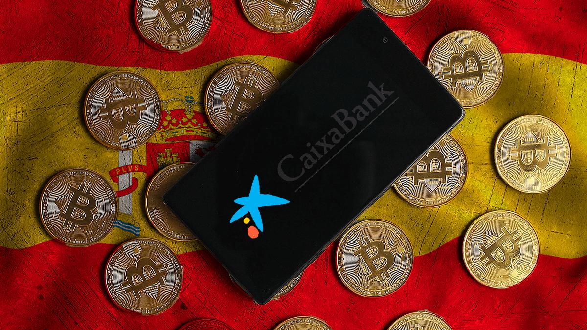 CaixaBank de España trabajará en proyecto con bitcoin junto a una startup