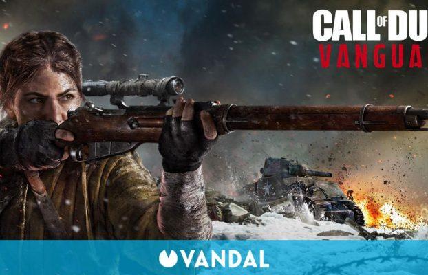 La beta de Call of Duty: Vanguard sufre graves problemas gráficos en Xbox