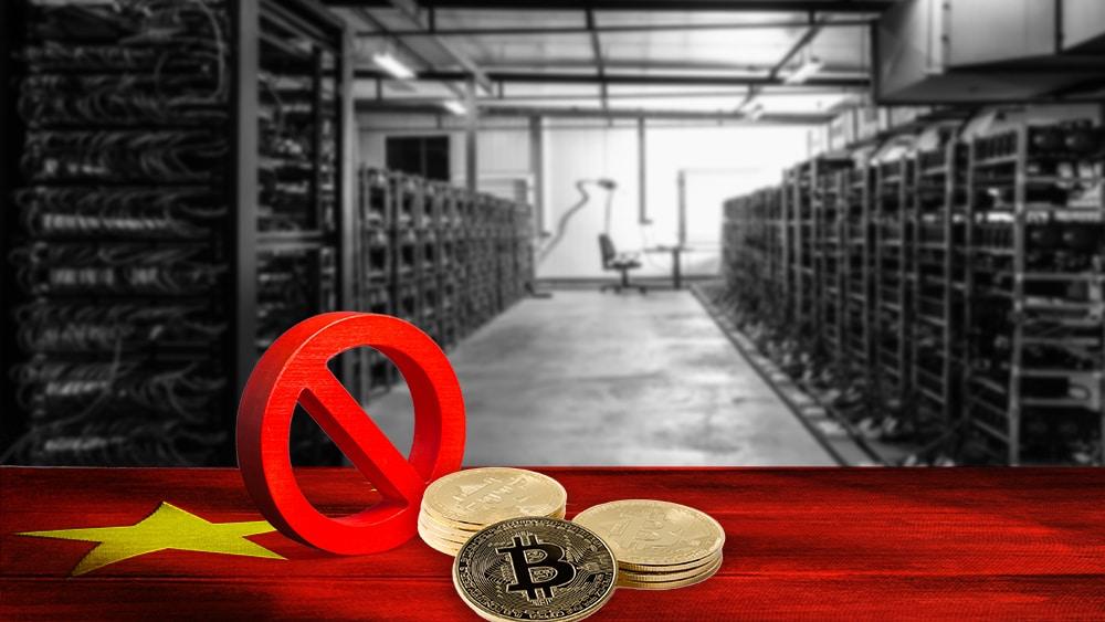 China sigue a la caza de mineros clandestinos de Bitcoin