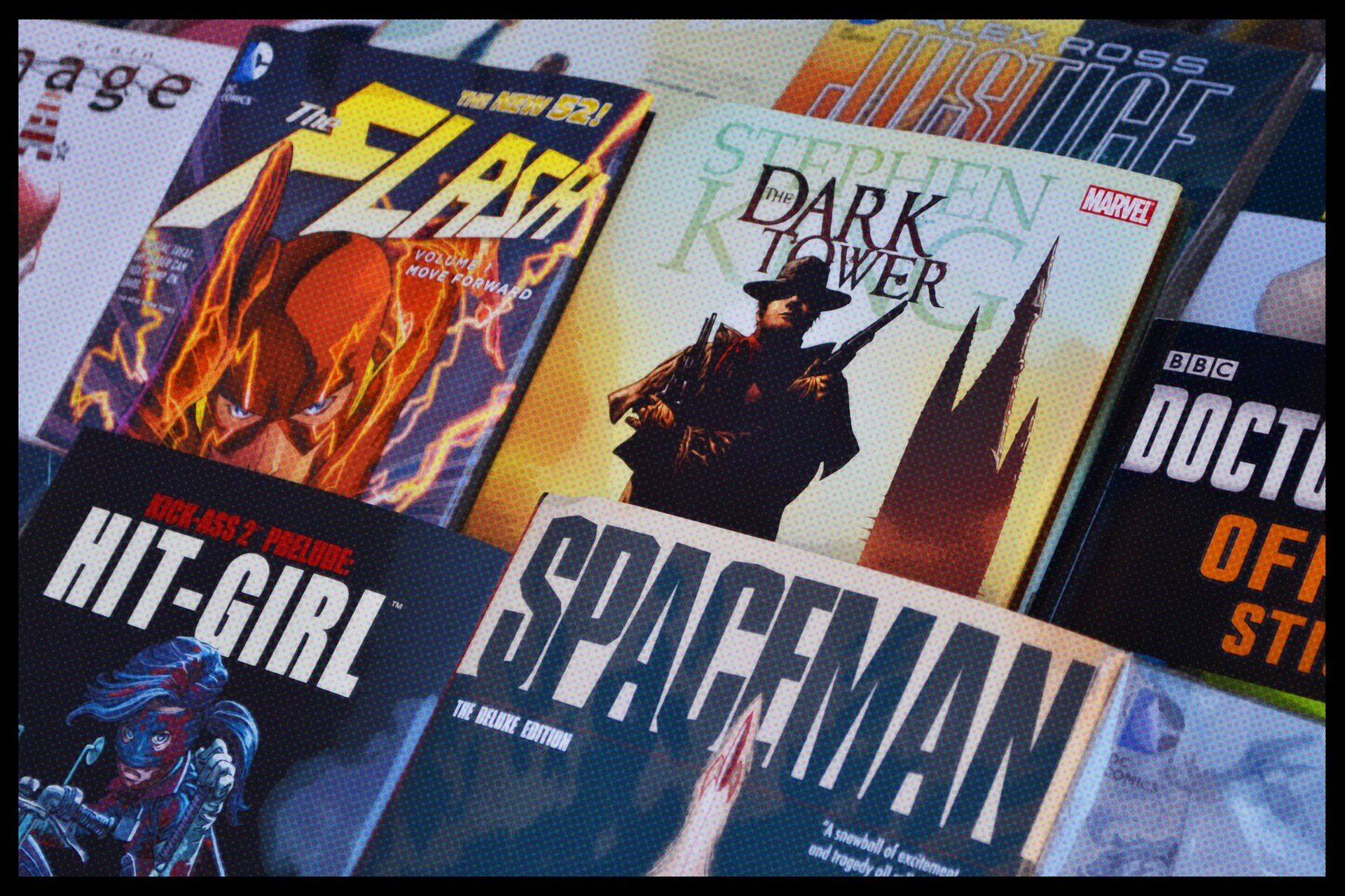 La mamá y el pop de los cómics y los libros ilustrados de NFT