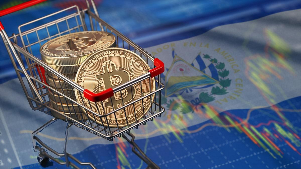 ¿Compramos 2.000 BTC el martes? Campaña en apoyo a la Ley Bitcoin de El Salvador