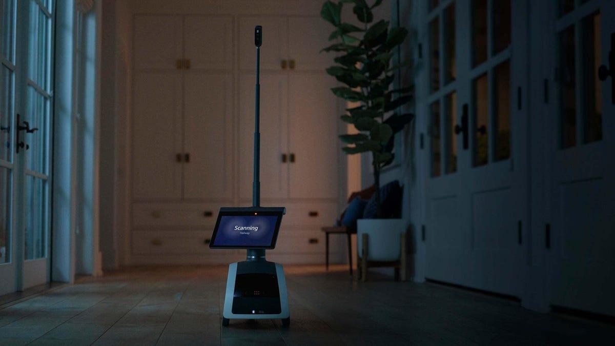 Por qué el nuevo robot de Amazon es una pesadilla para tu privacidad