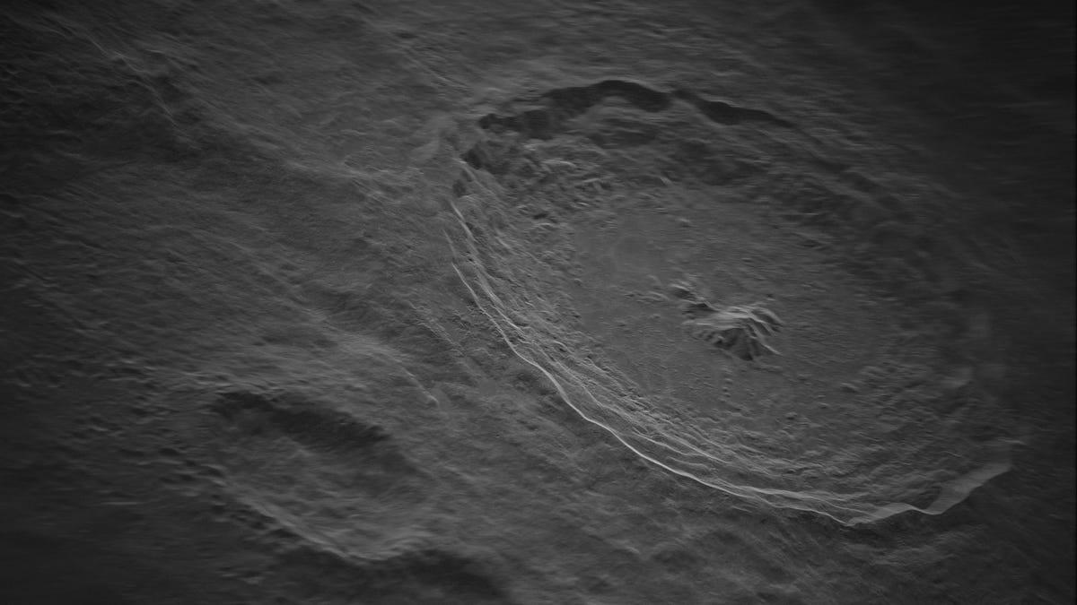 La foto de la Luna a más resolución tomada desde la Tierra