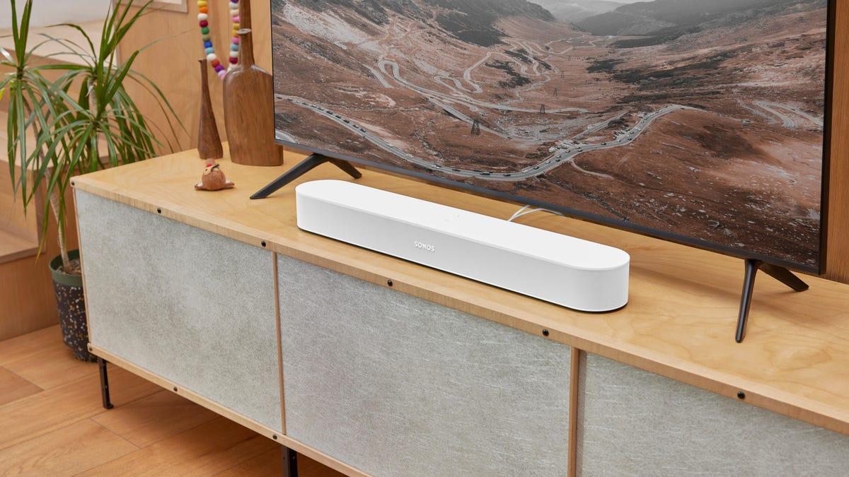 la nueva barra de sonido de Sonos consigue audio 3D con Dolby Atmos a un precio razonable