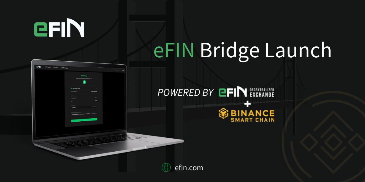 eFIN listo para lanzar su puente eFIN el 6 de septiembre de 2021