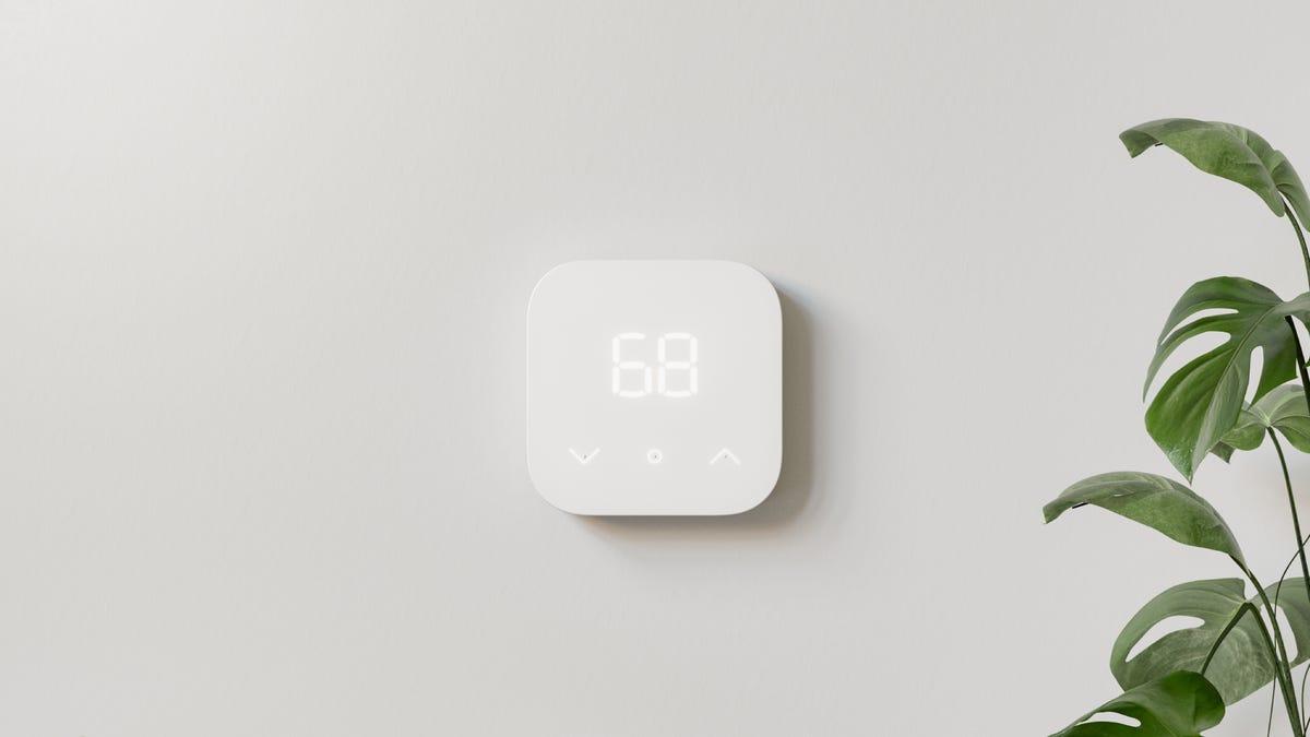 Amazon lanza su propio termostato inteligente, mucho más barato que los de Google Nest