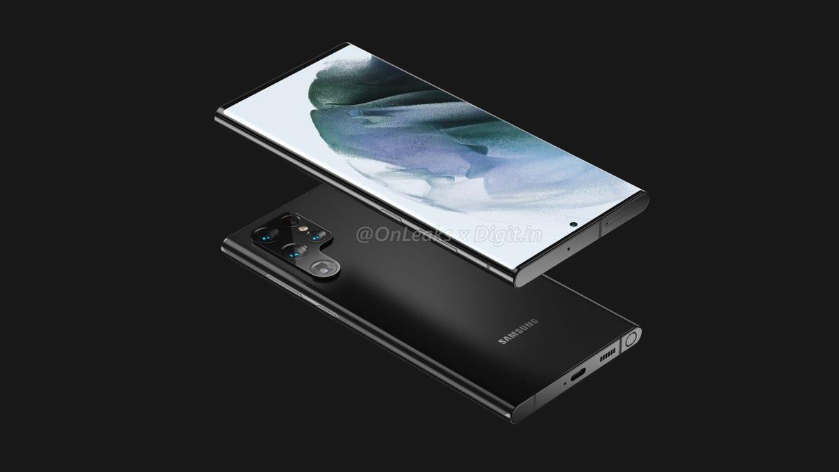 ahora se llama Galaxy S22 Ultra