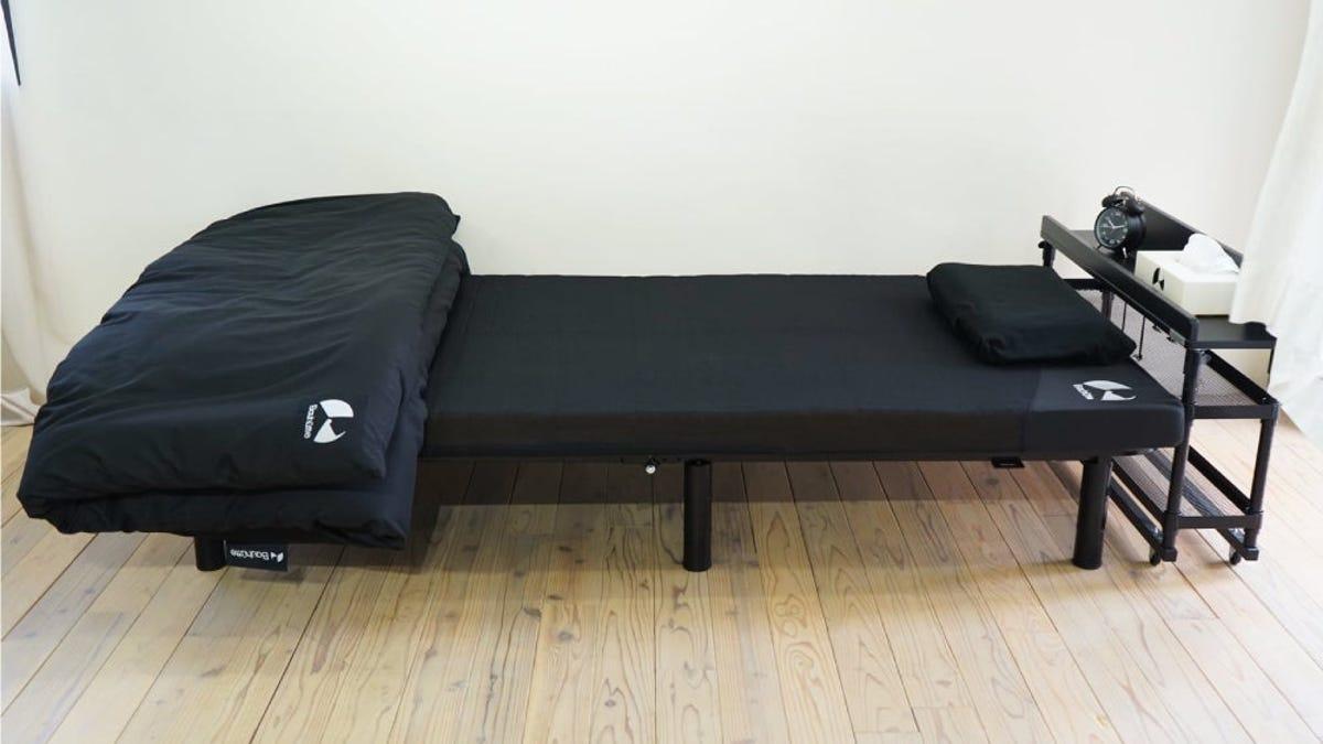 Un colchón diseñado exclusivamente para gamers sale a la venta en Japón