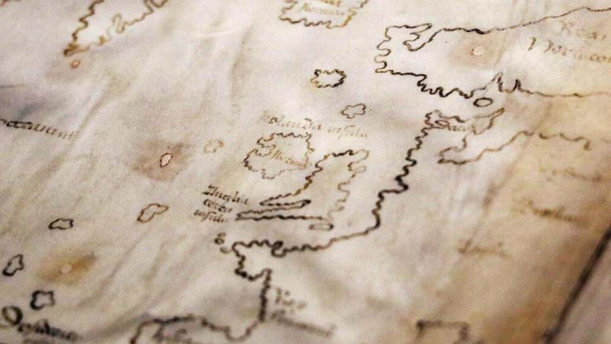 El famoso mapa vikingo de América del Norte es totalmente falso
