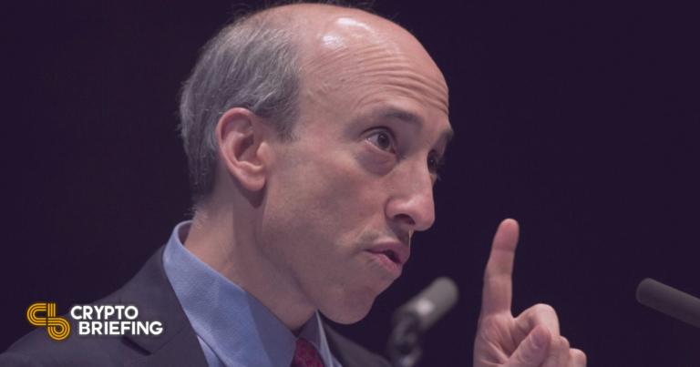 El presidente de la SEC, Gensler, reitera los riesgos regulatorios de DeFi