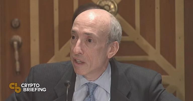 Gary Gensler habla de Coinbase, Stablecoins con el Senado