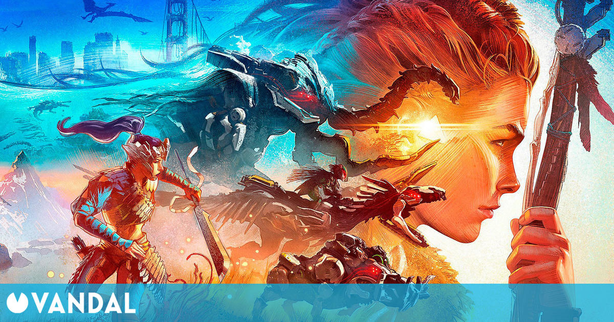 Horizon: Forbidden West podrá actualizarse gratuitamente de PS4 a PS5