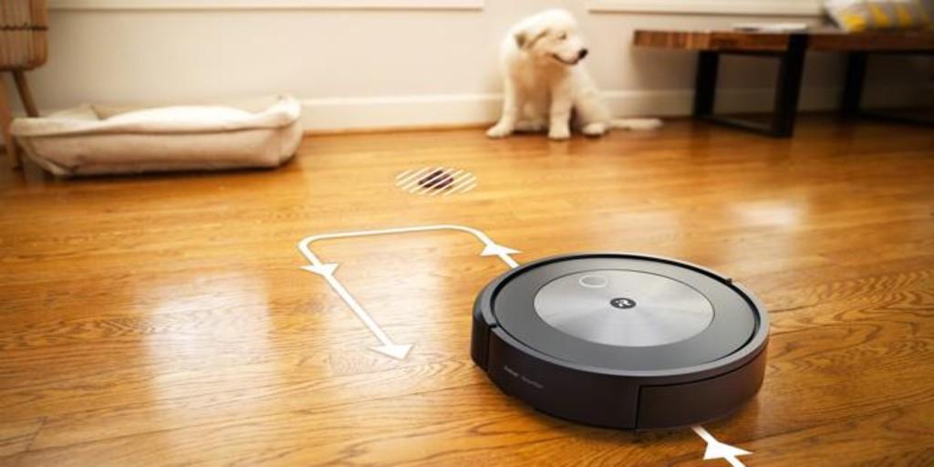 la aspiradora más inteligente capaz de esquivar los 'accidentes' de tu mascota