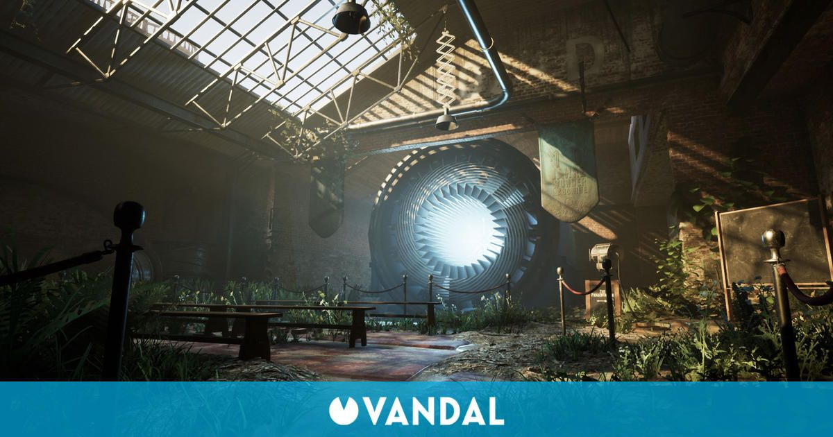 INDUSTRIA, un juego inspirado en Half-Life y BioShock, se lanza el 30 de septiembre en PC