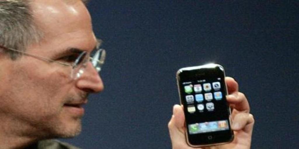 los cambios del iPhone a lo largo de los años
