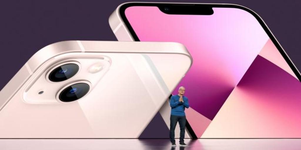 Nuevo iPhone 13, más cámaras, más procesador… y hasta 1 TB de memoria