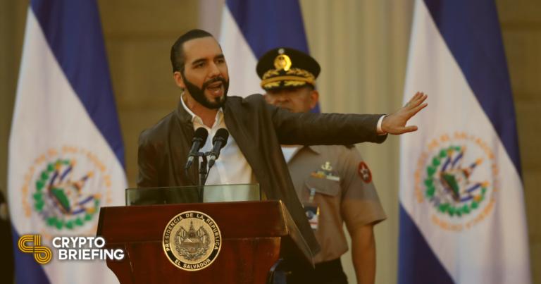 El Salvador compra otros 150 bitcoins en medio de la caída del mercado