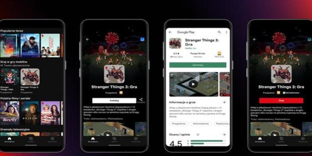 Los primeros videojuegos de Netflix llegan a España para móviles Android: así los puedes descargar