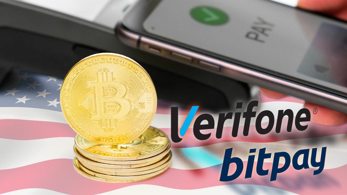 600.000 comercios aceptarán bitcoin en EE. UU. tras alianza de BitPay y Verifone