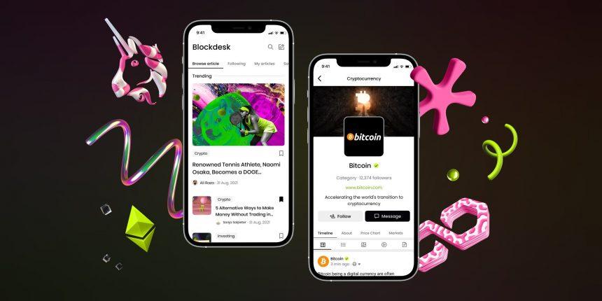 Blockster, el futuro de las redes sociales en el mercado criptográfico