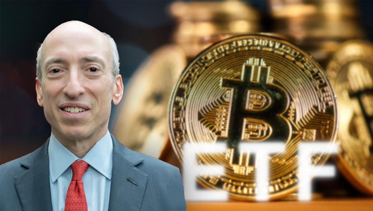 Presidente de la SEC se muestra favorable a un ETF basado en futuros de bitcoin
