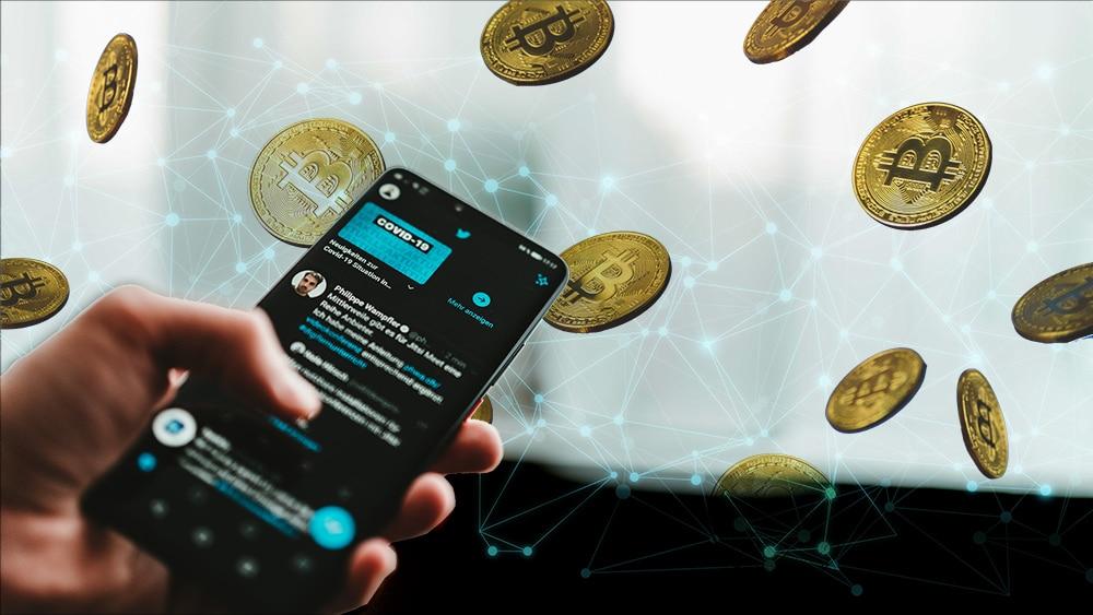 Usuarios de Twitter podrán dar propinas en bitcoin