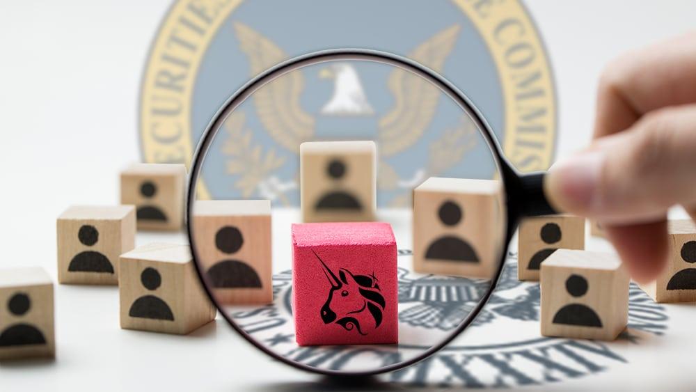 SEC comienza investigación al exchange descentralizado Uniswap