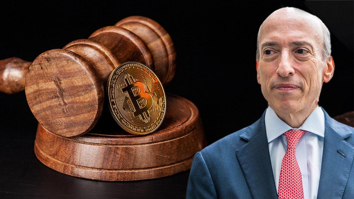 «La SEC tiene suficiente autoridad para regular las criptomonedas»: Gary Gensler