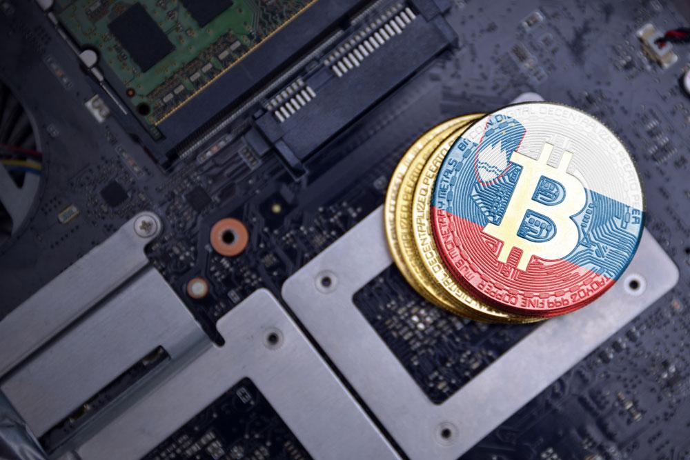 La administración financiera de Eslovenia propone un impuesto especial del 10% sobre los ingresos criptográficos
