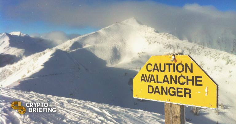 Token AVAX de Avalanche preparado para una corrección pronunciada