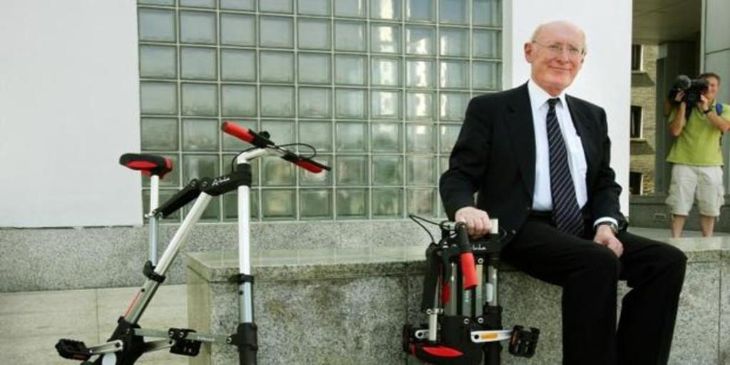 Muere Clive Sinclair, padre del Spectrum y uno de los pioneros de la informática doméstica