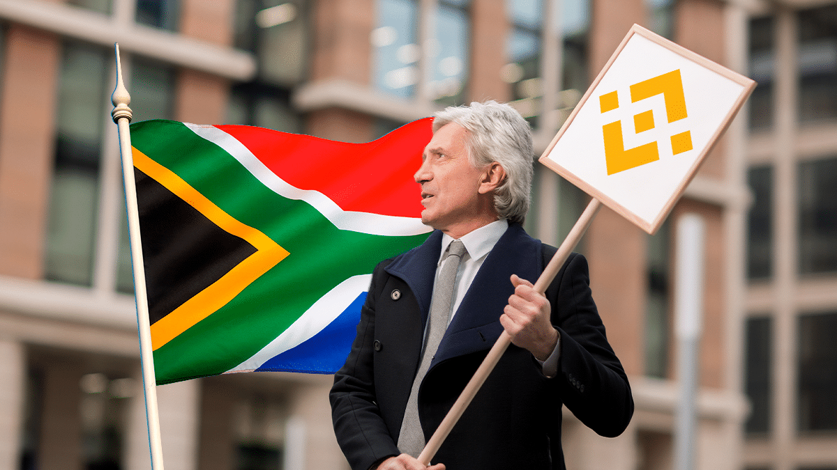 Binance responde a las acusaciones hechas por autoridades de Sudáfrica