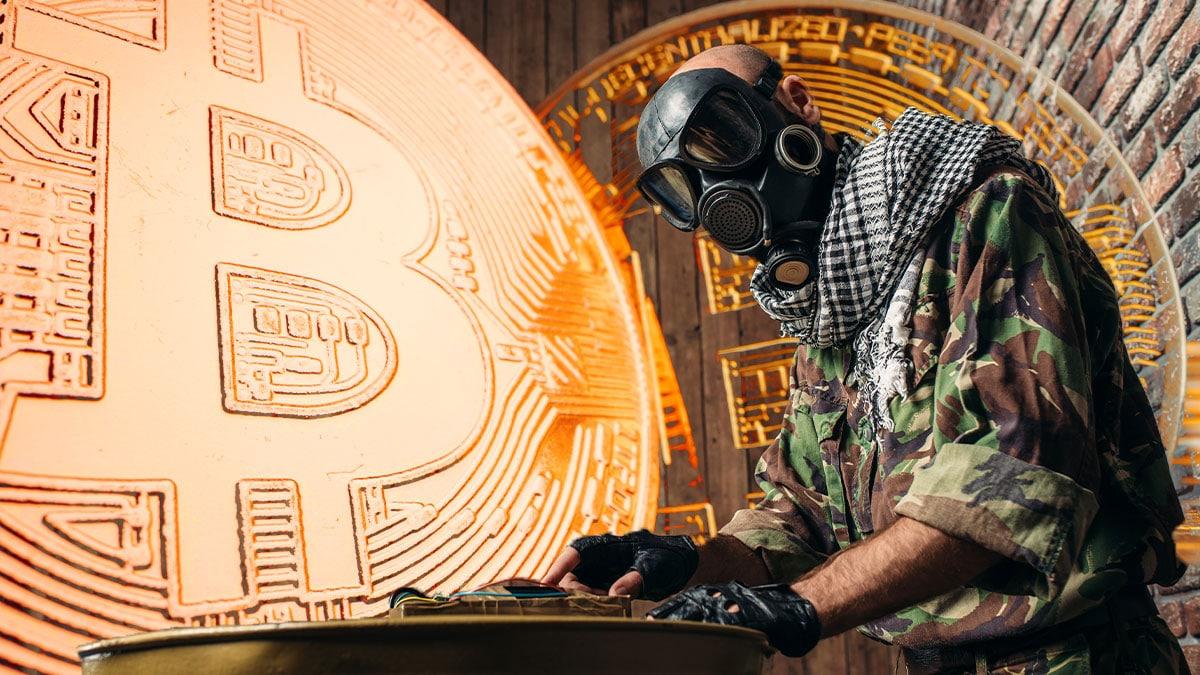 Estos son algunos de los pocos grupos terroristas que usan bitcoin para su financiamiento